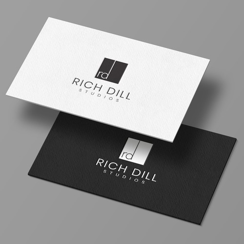 Logo for Rich Dill Studios.