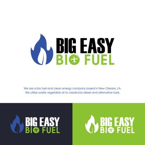 Logo Design for Alternative Fuels Company