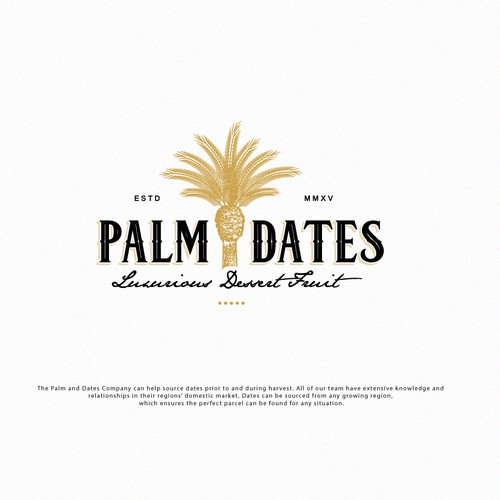 LOGO PALM DATES