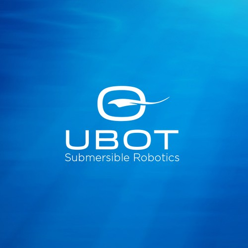 Logo for Underwater Robot