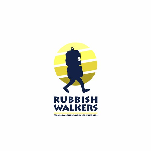 Rubbish Can Walkers