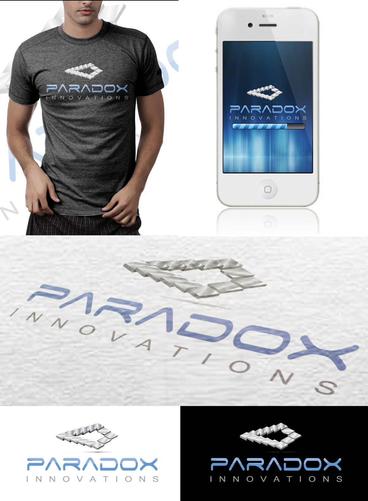 Paradox Innovations needs a new logo