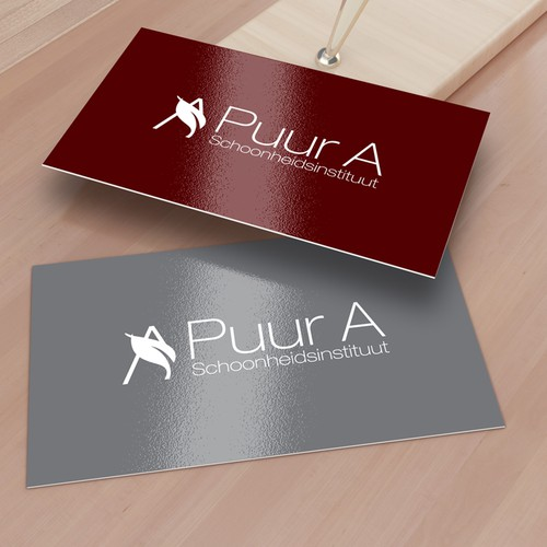 New logo wanted for Pure A beauty salon a small cozy business where people can come to enjoy face and body treatments, sugar waxing, massages, manicures and pedicures.