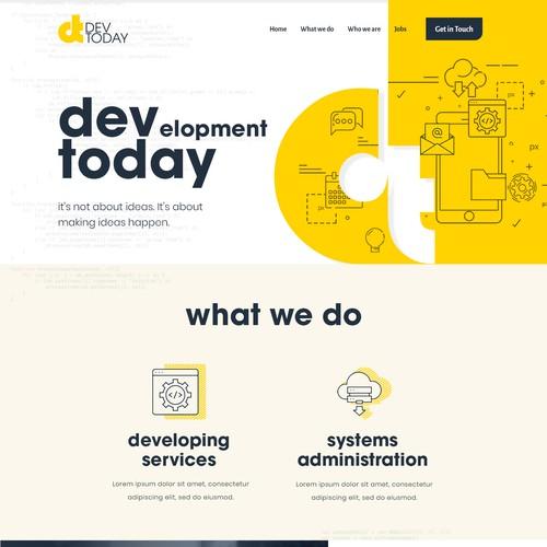 Dev Today