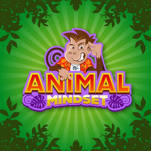 Animal Mindset Logo Design
