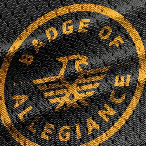 logo for badge of allegiance