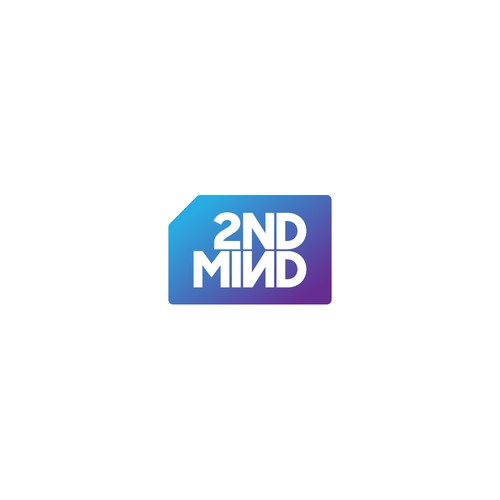 Logo proposal for Second Mind mobile app and devices design.
