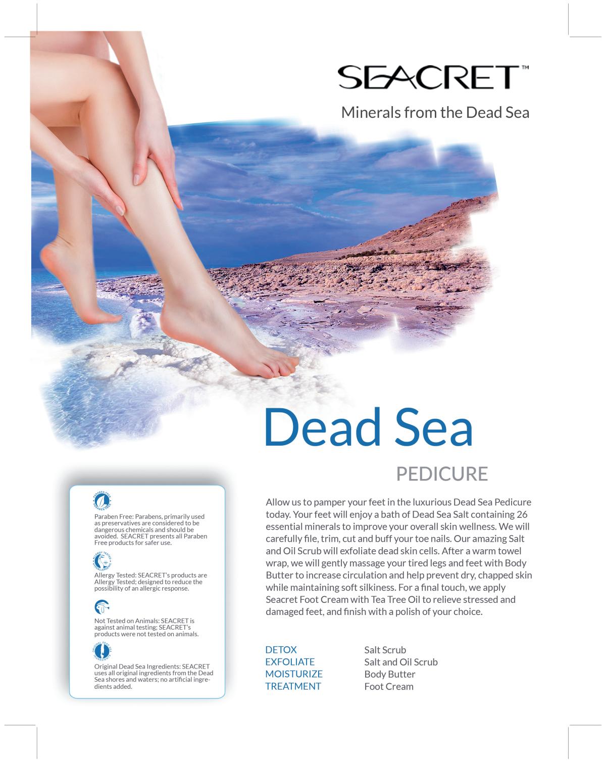 Seacret Flyers