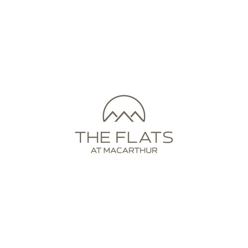 Logo for apartment community in Lawton, OK