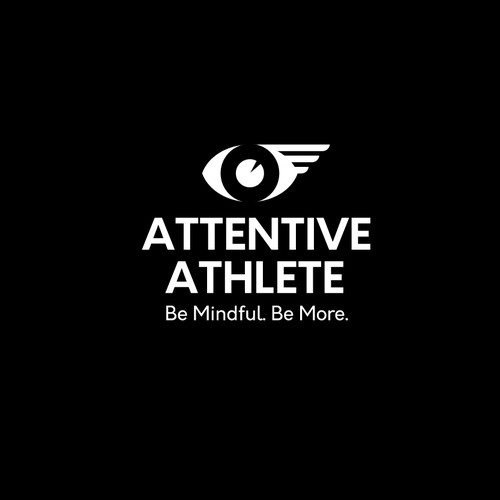 Logo for Attentive Athlete