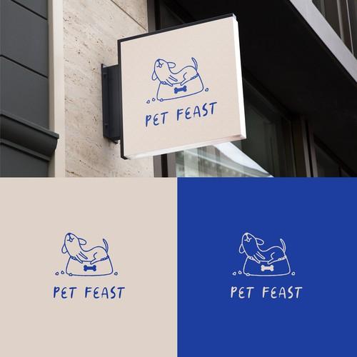 Playful Logo for Pet Food Boutique