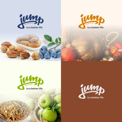 Logo for healthy food