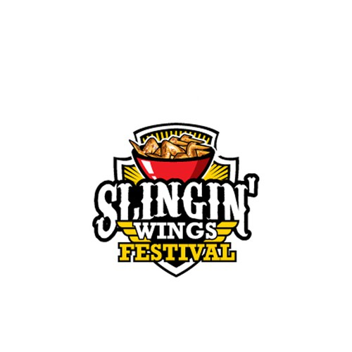 Wings Festival logo