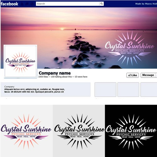 Crystal Sunshine logo