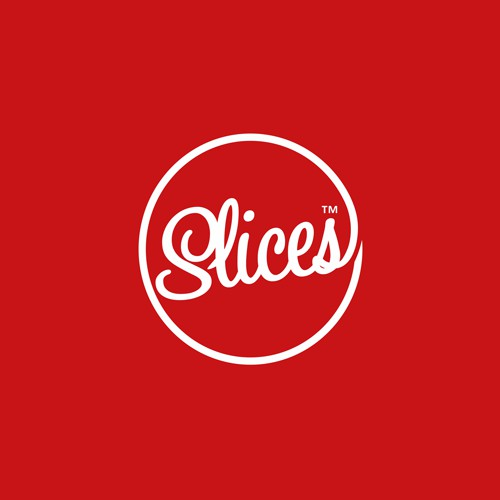ReBRAND Slices Restaurant with a new logo