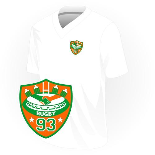 Besoin d'un logo/blason pour un Comité de Rugby dans un département jeune, urbain et multi-culturel