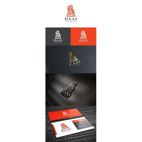 H A A S building logo