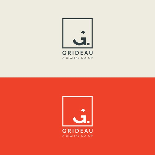 Logo for Grideau Digital Co-op