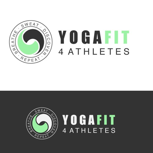 Yoga For Professional Athletes, calling all creative logo designers!!!
