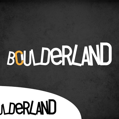 BOULDERLAND logo needs a new logo