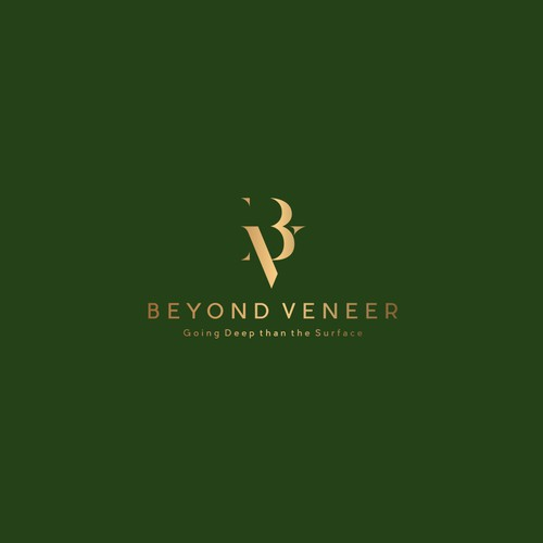 Elegant and Professional design for a Salon Beyond Veneer