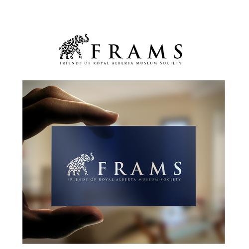 FRAMS For MUSEUM logo