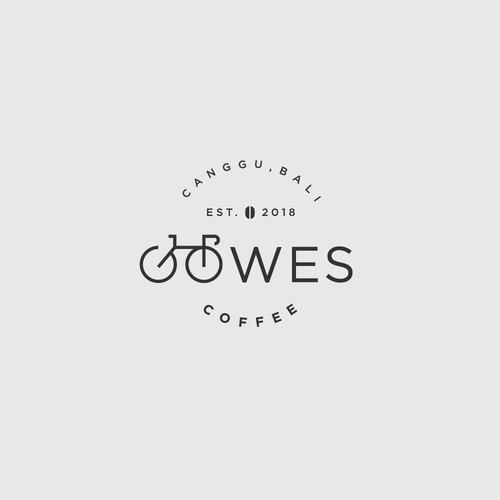 Clean and sophisticated logo for Gowes Coffee