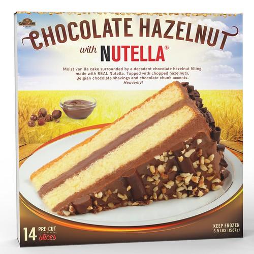 Product packaging for Sweet Sophia's Bakery by Taste it Presents