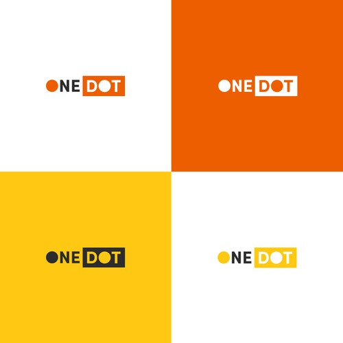 Logo Design Concept for OneDot