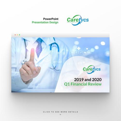 Healthcare PowerPoint Presentation Template