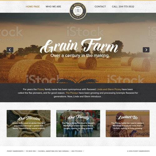 farm website