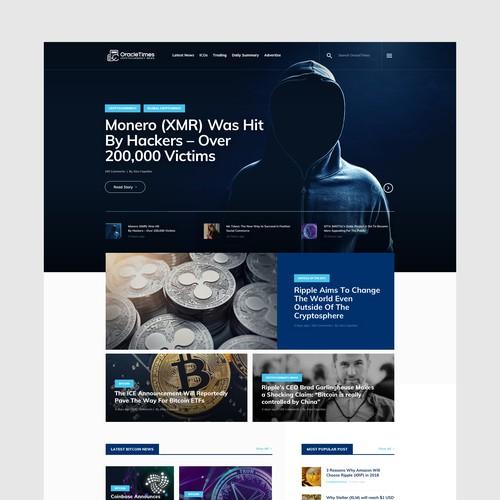OracleTimes Homepage