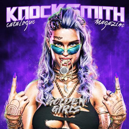 Knocksmith Poster & Album Cover