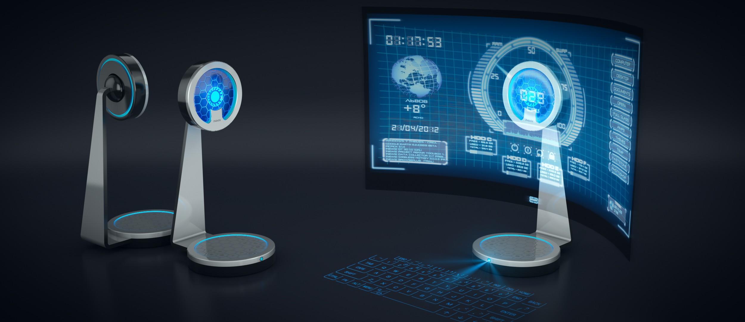 Design a Futuristic Virtual Device : Open Call