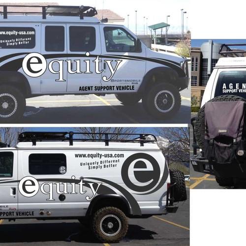 Car Wrap : Equity