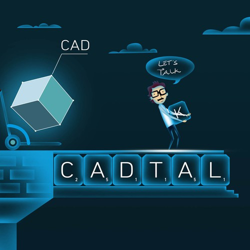 CADTalk Infographic
