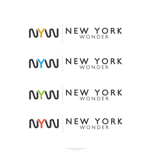 Help New York Wonder with a new logo