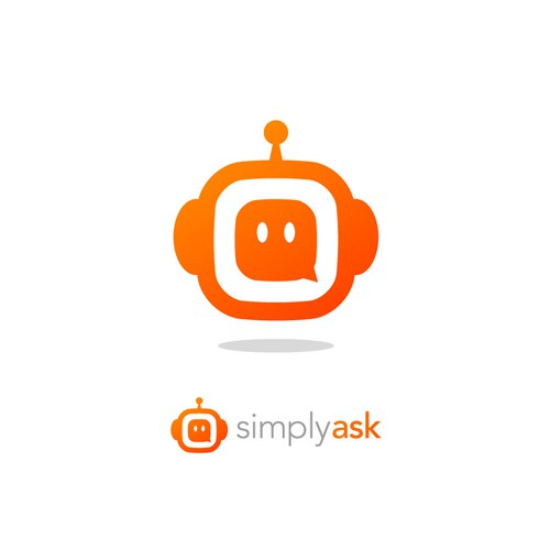 SimplyAsk Logo Design Proposal (For sale)