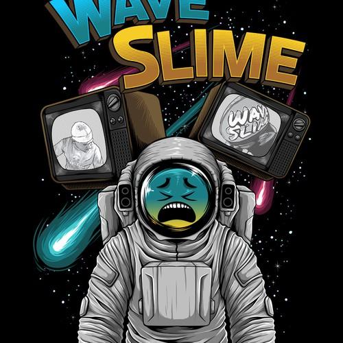 Wave Slime Astro