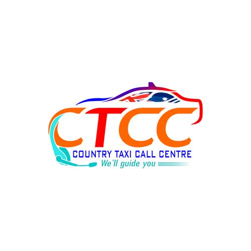 Taxi Call Centre logo and slogan/catchphrase