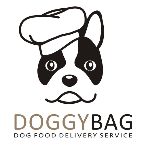 Dog food delivery service needs a catchy logo - DoggyBag