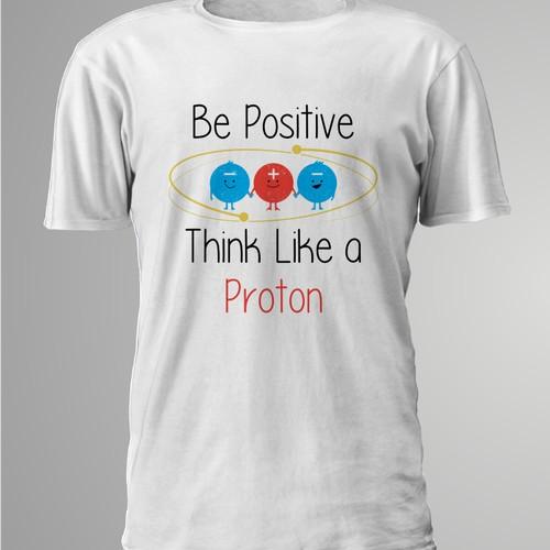 Proton T-Shirt Design