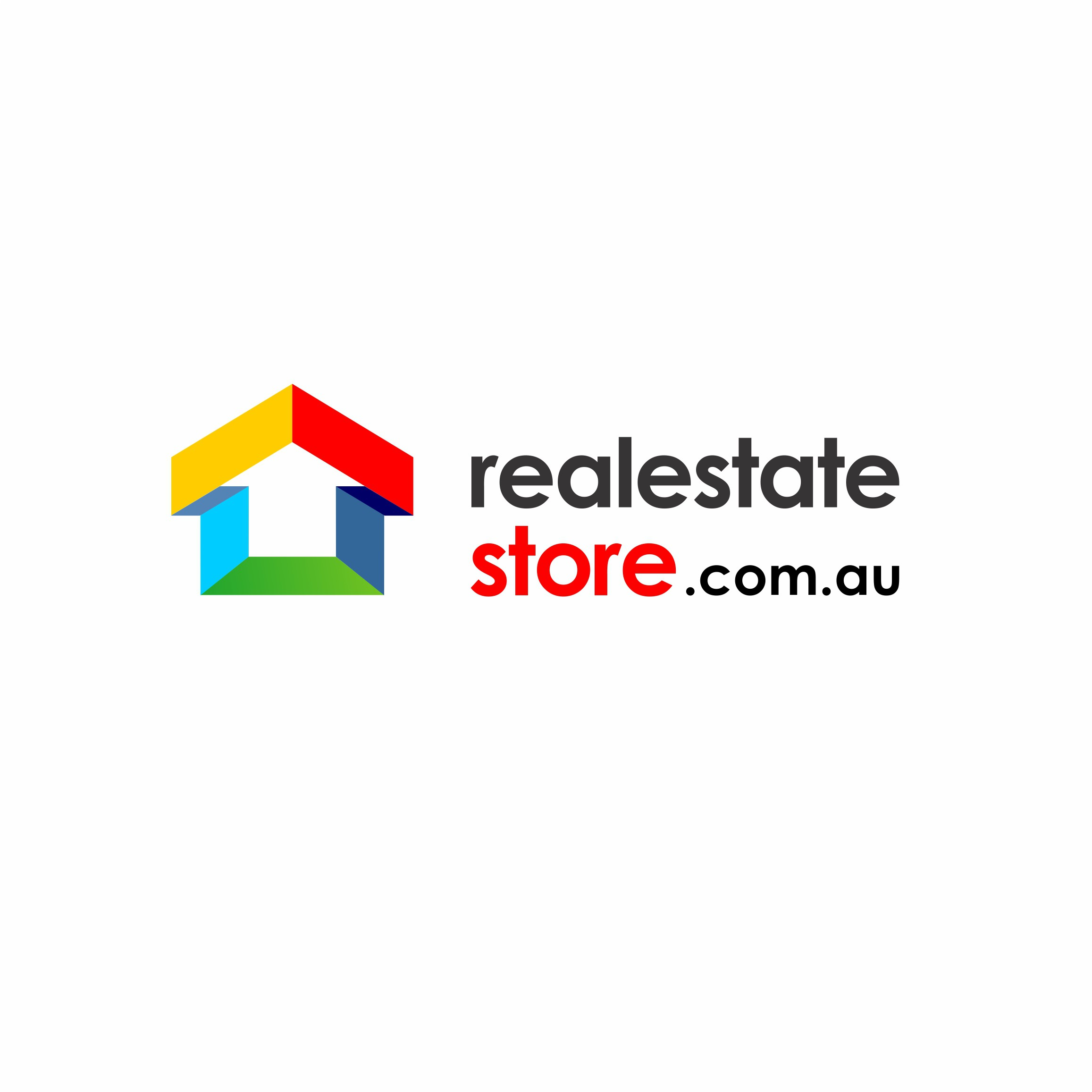 need a nice clean logo that lets people know its a realestate website. professional and happy feel
