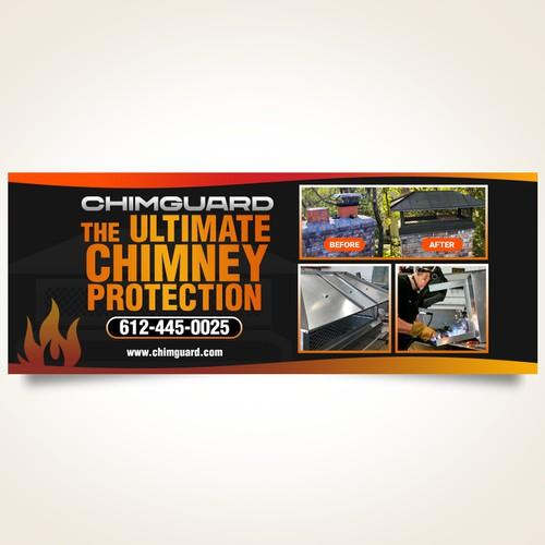 ChimGuard Facebook Cover design