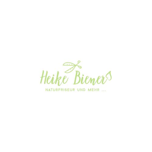 Logo Design für Heike Biener / Naturfriseur und mehr...