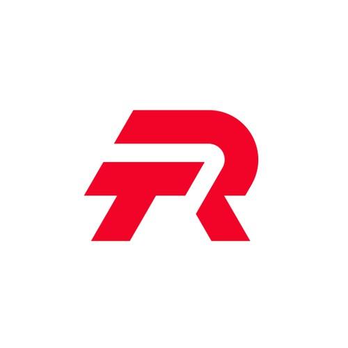 R+T logo concept