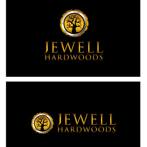Jewell Hardwoods Logo