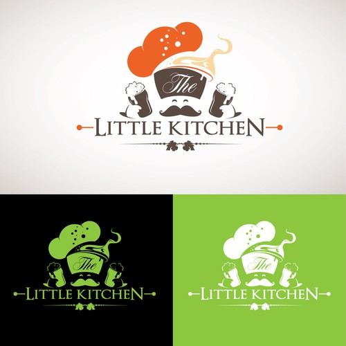 The Little Kitchen  needs a new logo