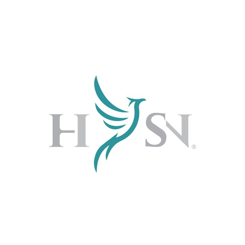 Logotype concept for HISN