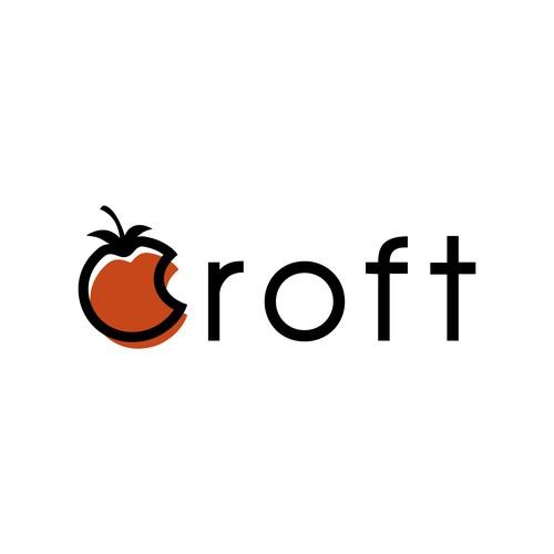 Logo concept for Mobile App Croft